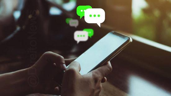 mensagens telefonicas como provas trafico drogas