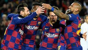 Barcelona Memanas, Tetap Potong Gaji Pemain Hingga 70 Persen!