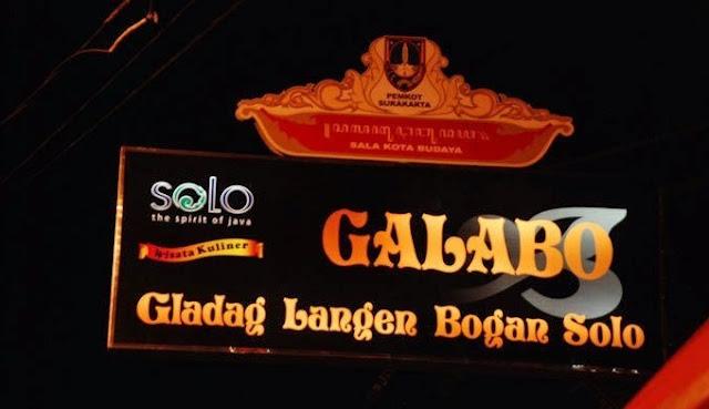 Galabo Wisata Kuliner Solo Tempat Makan Asyik Khas Indonesia Qtiket Blog