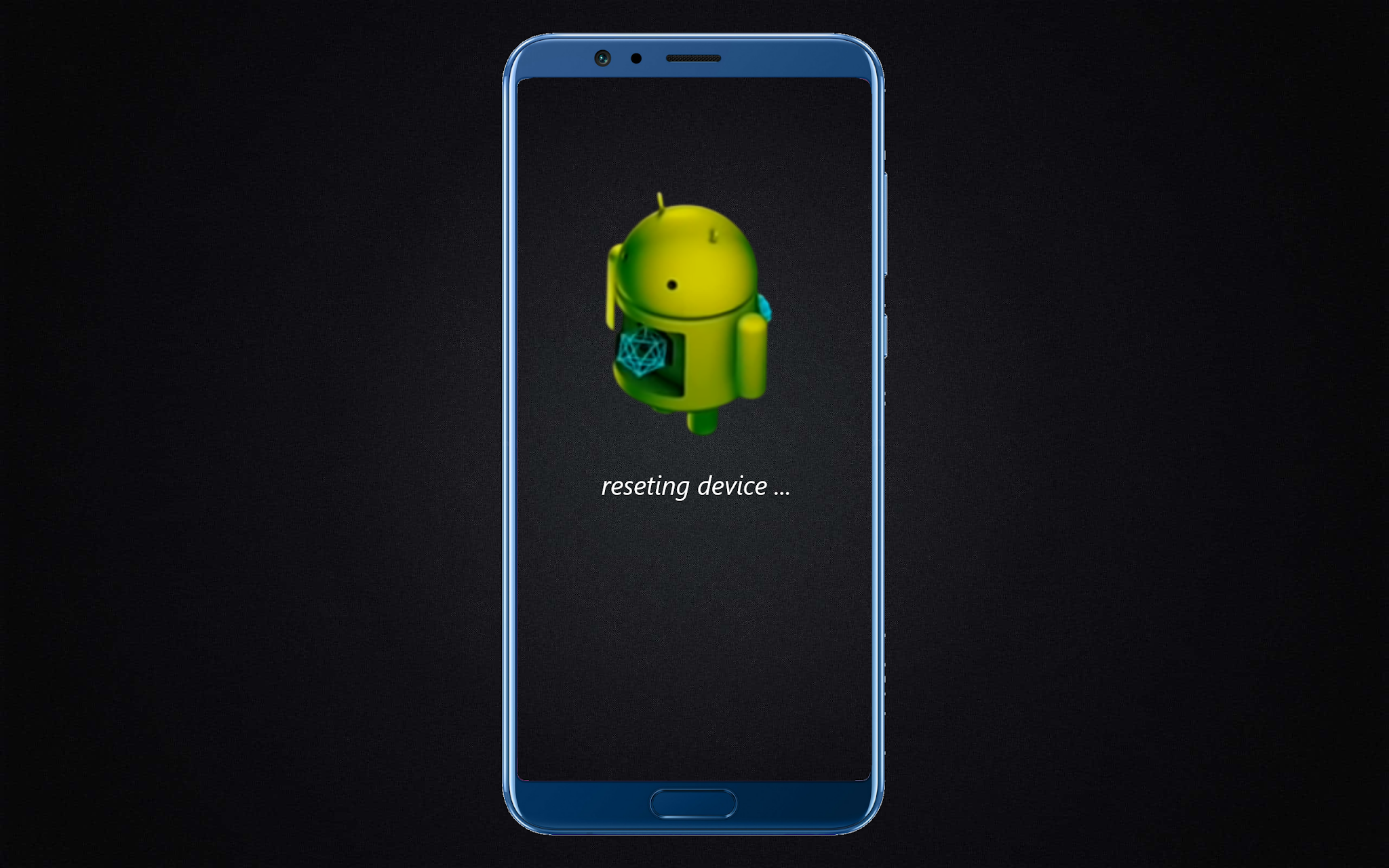 How To Simply Format Locked Phone - Android