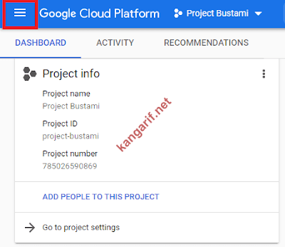 cara install wordpress di google cloud