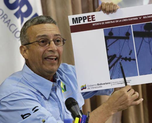 Vea por qué no se va la luz en Caracas