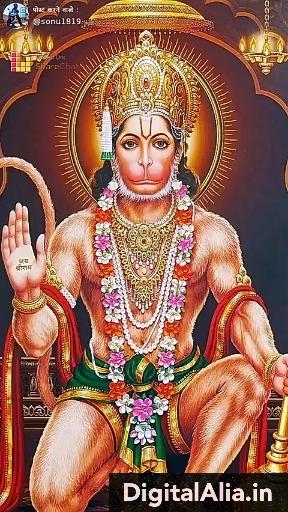 hd images of lord hanuman