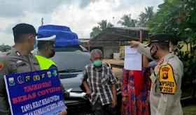 Pemprov Larang Mudik Antar Kabupaten/Kota Dalam Provinsi Jambi