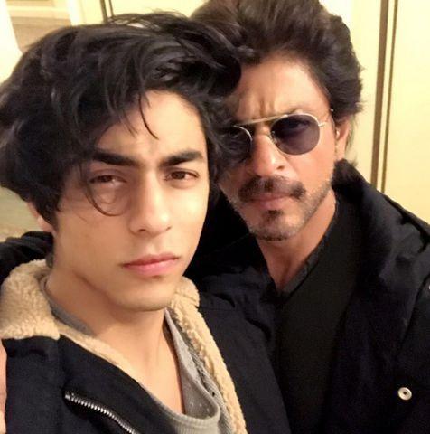 Aryan Khan Putra Shahrukh Khan Saat Liburan