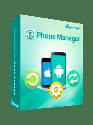 Apowersoft Phone Manager Pro Box Imagen