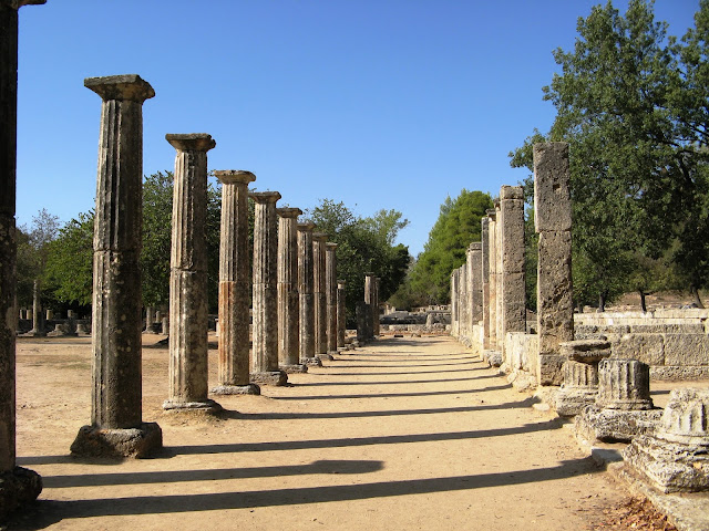 Olympia, Greece - Photo of wwwgenebantekascom