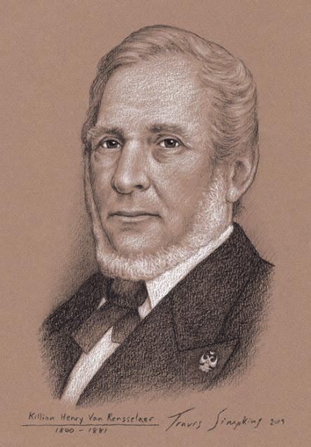 Killian Henry Van Rensselaer, 33°. Past Sovereign Grand Commander. Scottish Rite, NMJ. by Travis Simpkins