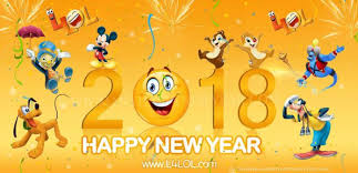 happy new year 2018 eve