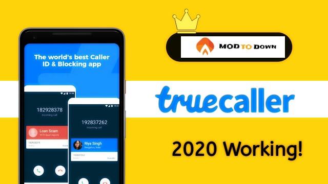 تحميل تروكولر بريميوم جولد Truecaller Premium مهكر للاندرويد