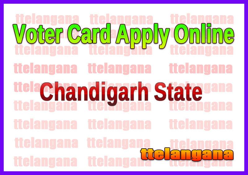 How to Apply Voter ID Card in Chandigarh Online / Offline
