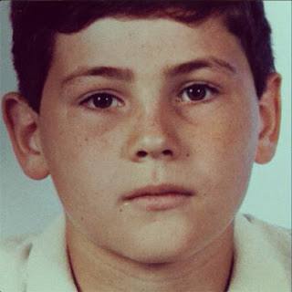 Iker Casillas de pequeño