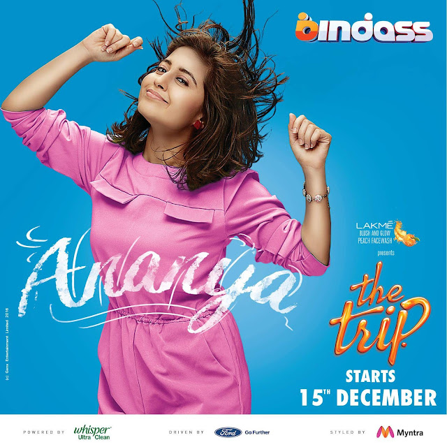'The Trip' Web Series on Bindass Plot Wiki,Cast,Promo,Timing,Facebook/YouTube