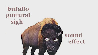 animal buffalo sounds