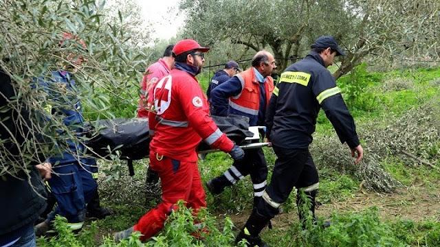 32χρονη νηπιαγωγός νεκρή στη Μεσσηνία - Έπεσε σε φαράγγι 40 μέτρων (βίντεο)
