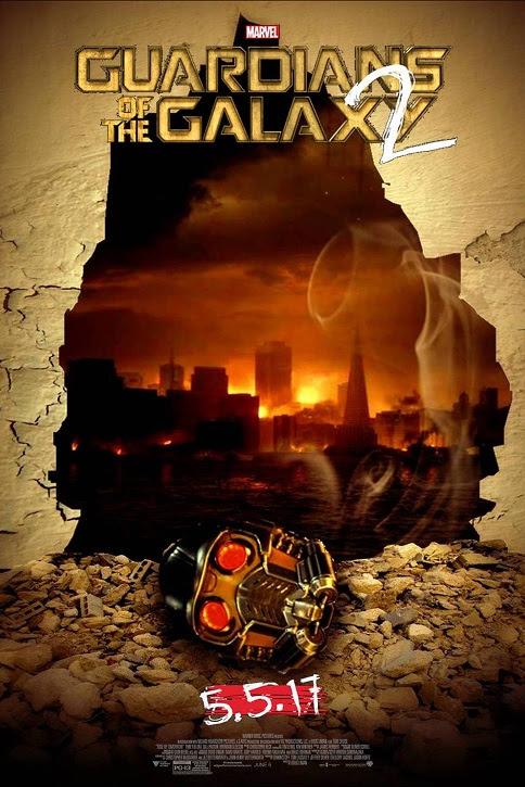 Guardianes de la Galaxia Vol. 2 (2017) DVDRip Español Latino
