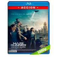 Maze Runner: La cura mortal (2018) BRRip 1080p Audio Dual Latino-Ingles