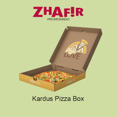 Cetak Kardus Pizza Box