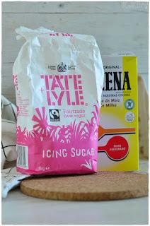 ingredientes para hacer estabilizante de nata casero- Estabilizante de nata casero