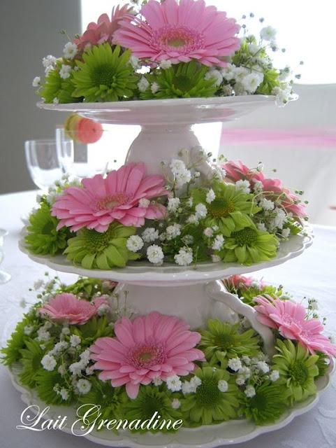 Blog Achados de Decoração, Como fazer um arranjo de flores para centro de mesa
