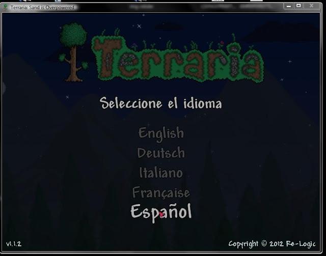 Terraria PC Full Español