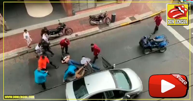 Policía solitario capturó a cuatro asaltantes armados en Argentina