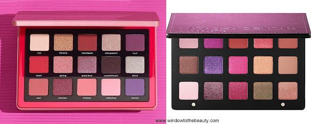 Natasha Denona pink purple palette