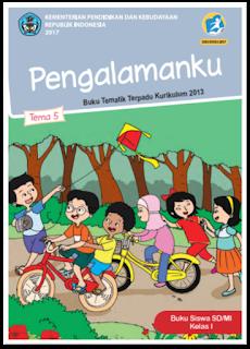 download gratis buku tematik kelas 1 tema 5