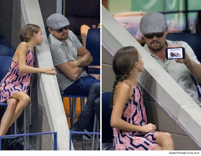 Leonardo DiCaprio le hizo el día a esta pequeña con selfie