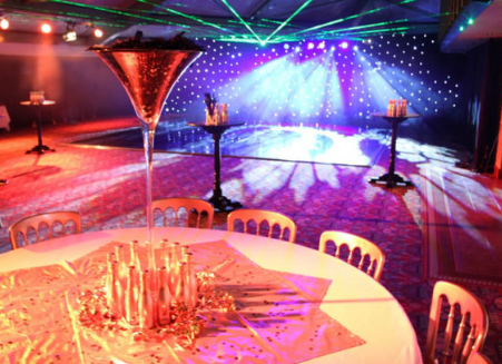 How To Get The Lighting At Your Wedding Reception Right
