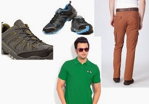 FLAT 55% OFF ON LEE, LEVI'S, FILA, NIKE Clothing | Flat 40% Off on Proterra Casual & Sports Shoes @ Flipkart (Limited Period Offer)