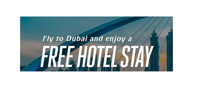 Fly to Dubai in Emirates and Enjoy Free Hotel Stay in JW Marriott Marquis