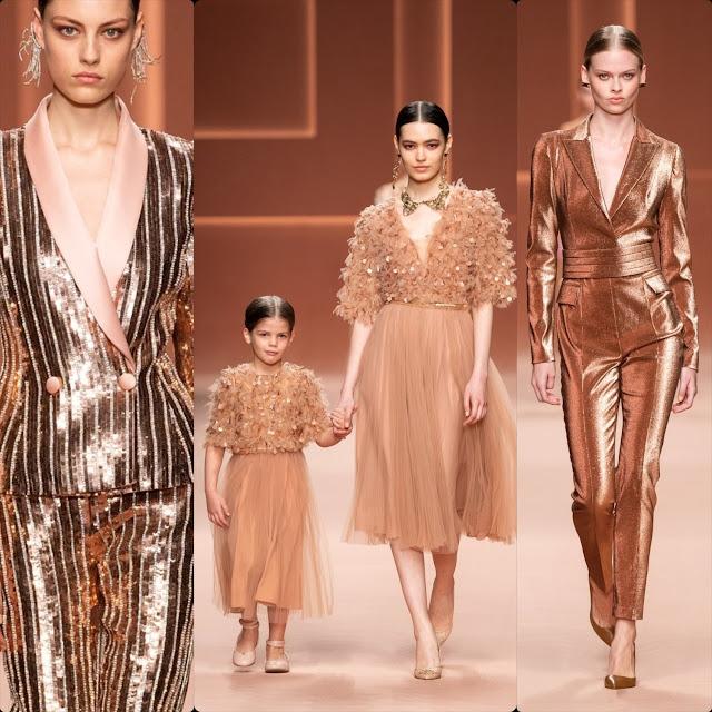 Elisabetta Franchi Fall-Winter 2020-2021 Milan by RUNWAY MAGAZINE