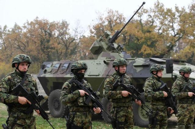 Σε πολεμική ετοιμότητα η Σερβία - Σύλληψη 13 Σέρβων στο Κόσοβο
