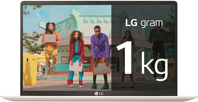 LG gram 15Z90N-V-AR53B: análisis