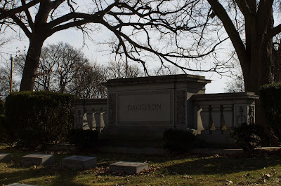 Midwestern City Girl History Amongst The Tombs Forest