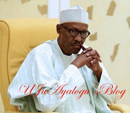 Full text of President Buhari's address at the NEC of APC