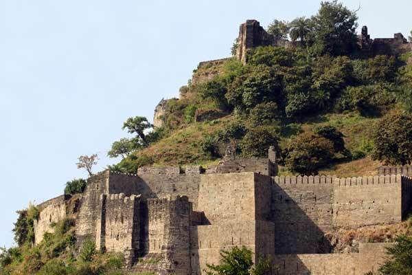 Kangra Fort Kangra
