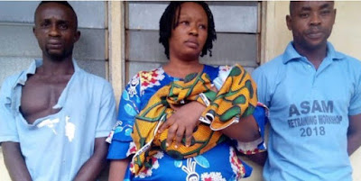 Police Arrests Man For Selling His 3 Day Old Son For N150,000