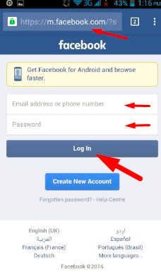 Facebook login in mobile phone fb serie d facebook login in mobile phone fb stopboris