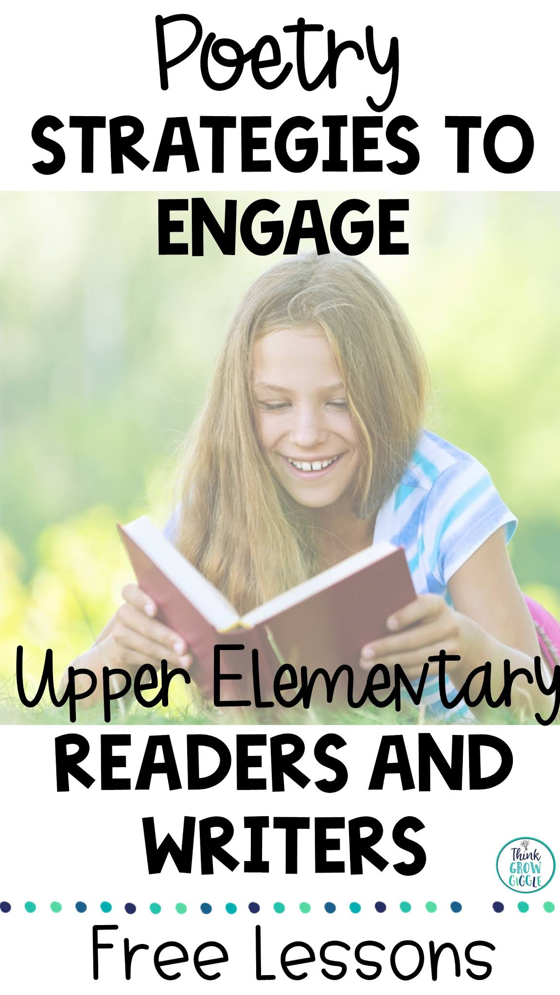 POETRY LESSONS FOR UPPER ELEMENTARY STUDENTS