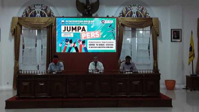 Pemkab Sumedang Terima Bantuan Alat Rapid Test dari Pemprov Jawa Barat