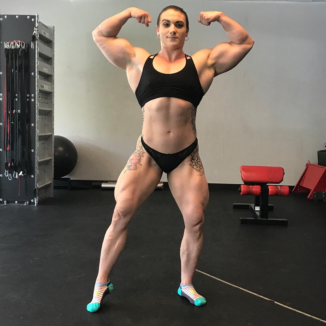 Top Women Bodybuilders in the World (Part 2)