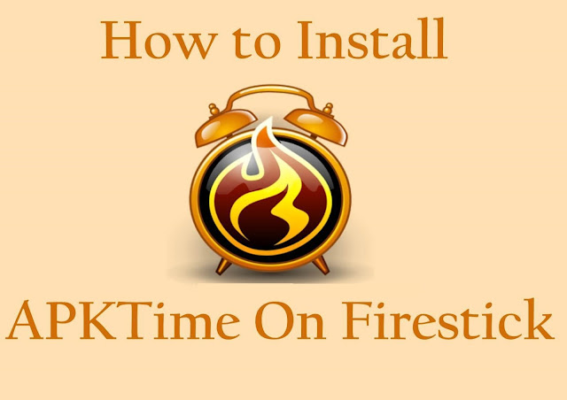 Download APKTime for Fire Stick & Fire TV