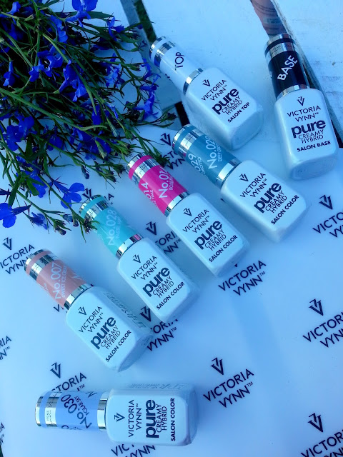 Nowa linia hybryd - Pure Creamy Hybrid VICTORIA VYNN