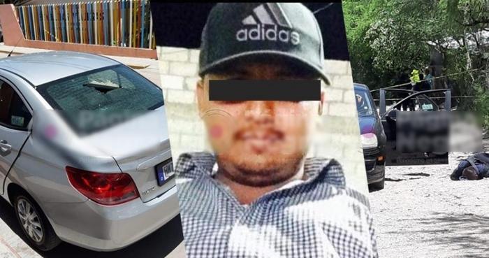 """Sicario de """"Los Rojos"""" saquean casa de líder del CJNG ejecutado y levantado frente a niños en kínder en Guadalupe Santa Ana, Puebla"""