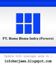 JLowongan Kerja BUMN PT Boma Bisma Indra