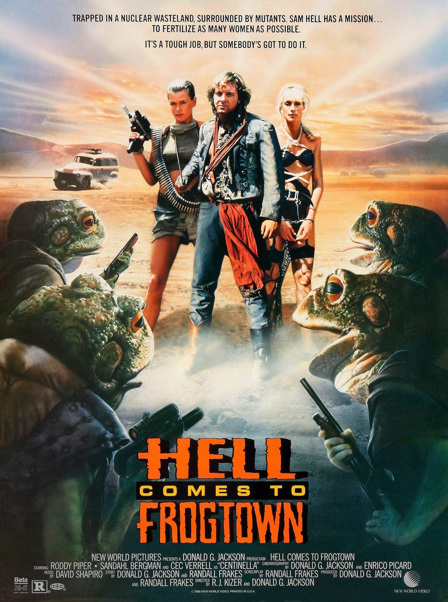 O Inferno Chega a Frogtown Torrent Thumb