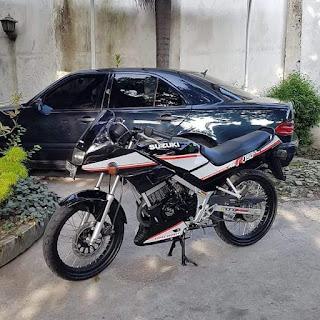 Dijual Motor Lawas Dijual  RGR 1992 sprinter