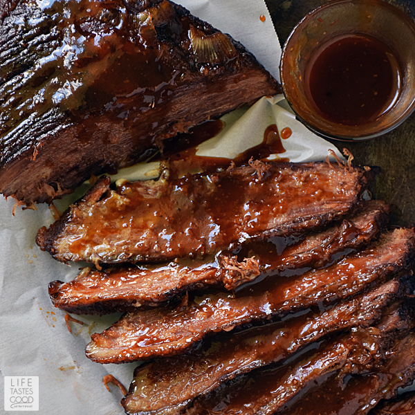 Beer Braised Beef Brisket | by Life Tastes Good
